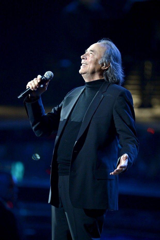Joan Manuel Serrat, la persona del año 2014 | La Patria. Grammy latinos. Noviembre 2014
