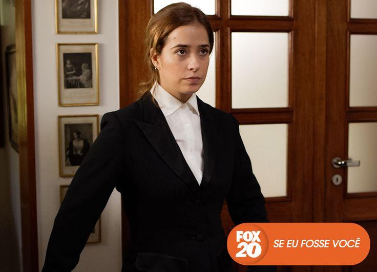 """Paloma Duarte é """"Clarice"""". Se Eu Fosse Você - Estreia, em outubro #EuCurtoFOX Confira conteúdo exclusivo no www.foxplay.com"""