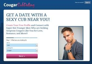 CougarCubDating.com is a dating site for singles where beautiful single women look out for cubs. A cub is a relatively younger man who is in the process of becoming a full blown cougar. The purpose of this website is to attract novice cougars and help them find a match so that they learn about the tips and tricks of finding and dating better men. With a membership base comprising of plenty of attractive ladies and young men, your chances of finding a match are certainly high on this website.