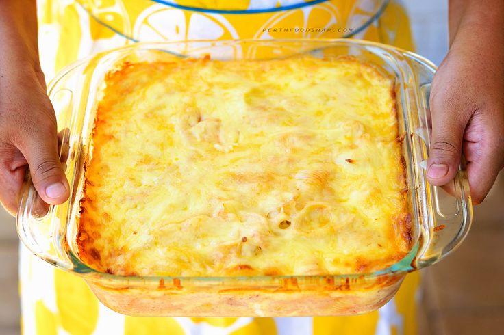 https://flic.kr/p/C7VvVF | Pasta Bake Bolognaise | perthfoodsnap.com/2015/12/31/pasta-bake-bolognaise/