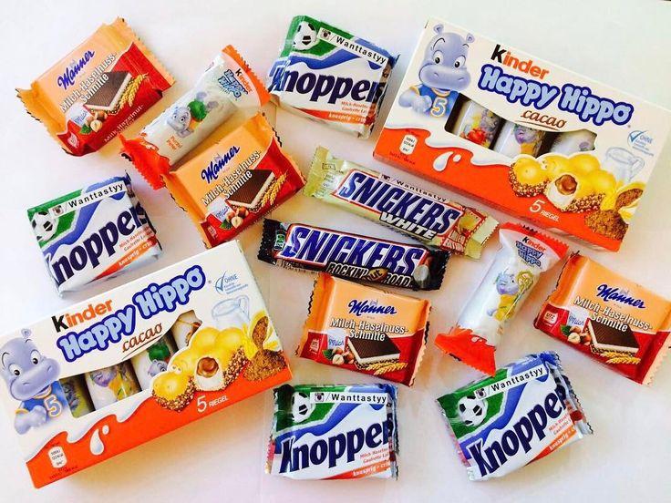 Самых вкусненьких снов Вам любимые  батончик Snickers в белом шоколаде 89 батончик Snickers миндаль и маршмеллоу 199 батончики Бегемотики по 59 вафля Wanner 39 вафля Knoppers 45  #wanttasty