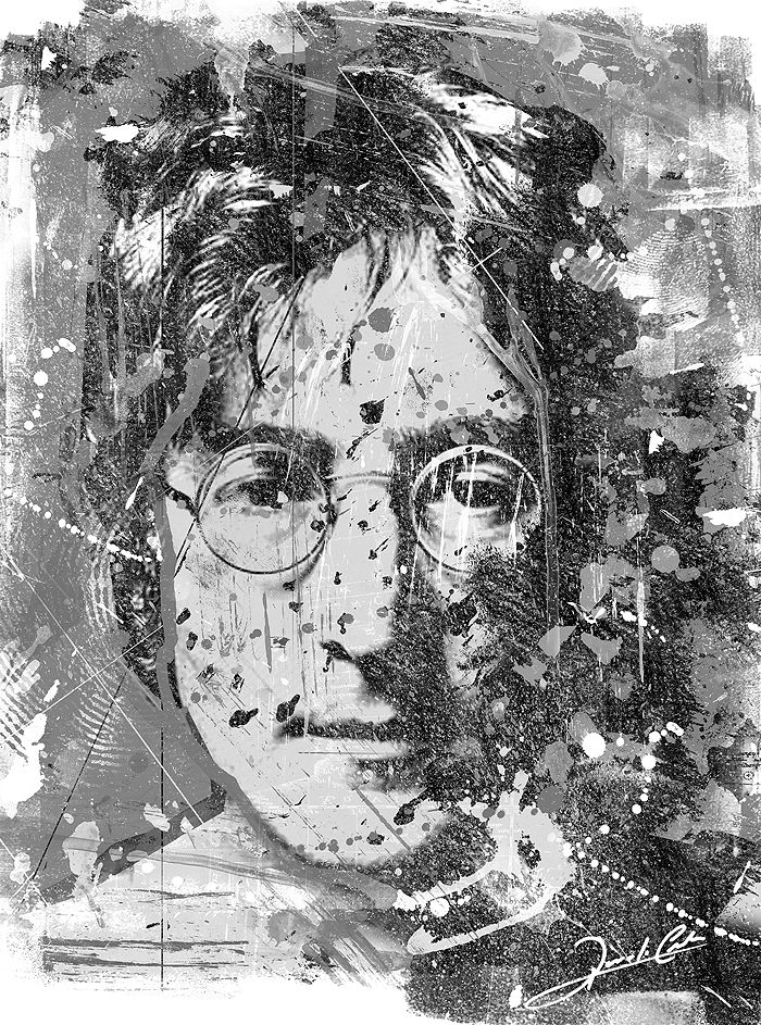 John Lennon y Paul McCartney los mas sexys de