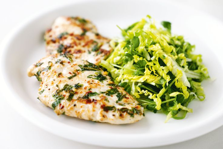garlic mint chicken 6 propoints