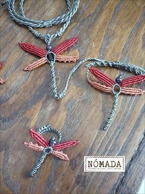 NOMADA ARTESANIA - Coleccion Macrame