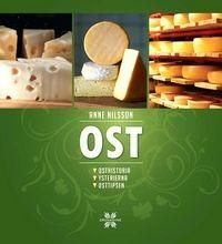 """""""Ost"""" av Anne Nilsson 'A Book about Food'"""