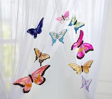 Jenni Kayne Butterfly Clip Ons #pbkids