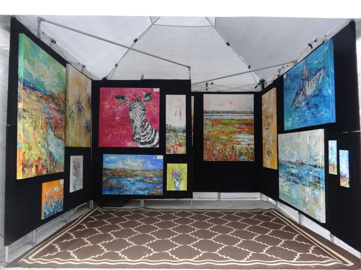 58 best dana show booth ideas images on pinterest booth ideas diy panel system semi pro panels art fair insiders solutioingenieria Choice Image