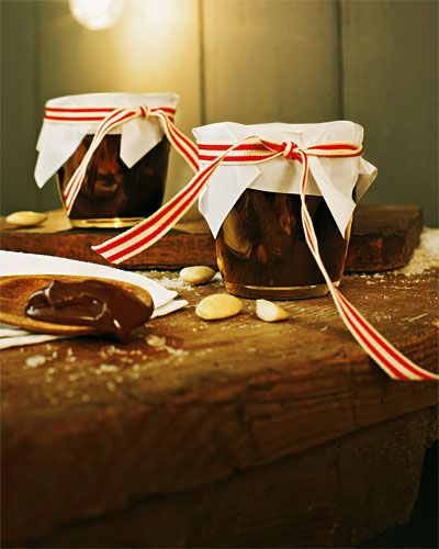 Geschenke aus der Küche: Crunchy-Schoko-Creme