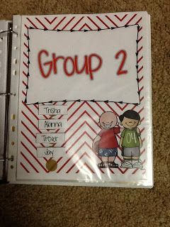 Guided Reading Binder {Freebie}