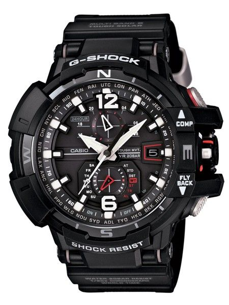 CASIO G-SHOCK Watch | GW-A1100-1AER