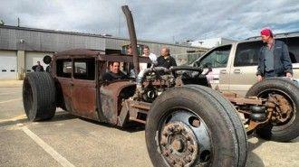 See more pics at www.DieselTruckGallery.com Diesel Rat Rods Archives | Diesel Truck Gallery