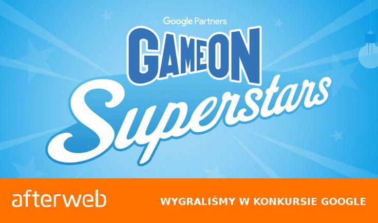 Zostaliśmy docenieni przez Google: https://afterweb.pl/z-zycia-firmy/wygralismy-nagrode-w-konkursie-game-on-google/