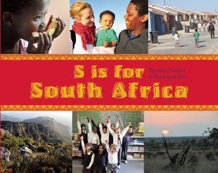 S is for South Africa by B. Naidoo (PE1155 .S67 2010) In this photographic alphabet readers are introduced to customs, religions and cultures that make up South Africa.