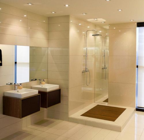 Gallery For Website No Shower Door Design Ideas Pictures Remodel and Decor