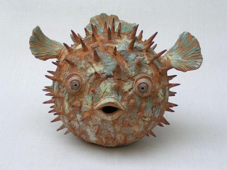 17 best images about ceramics on pinterest ceramics for Poisson coil