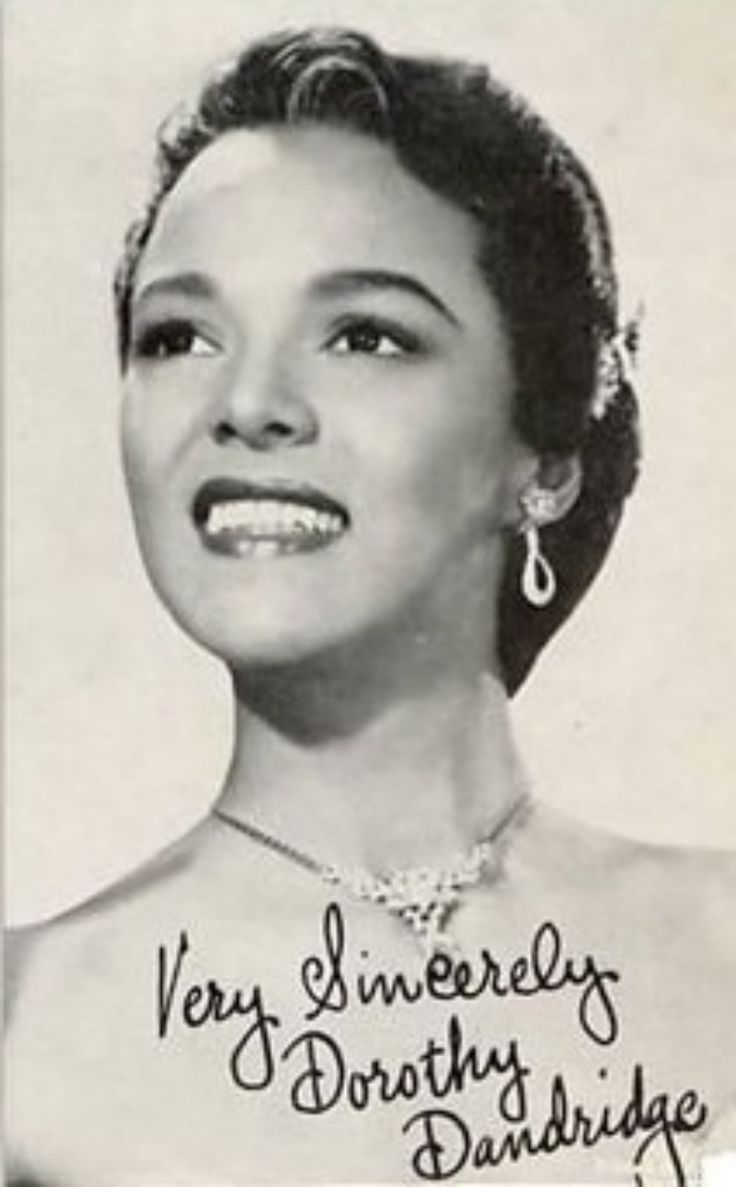 Image result for Dorothy Jean Dandridge