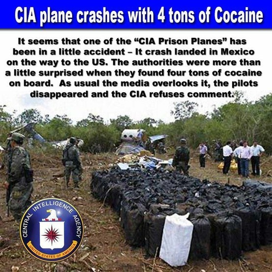 the history of the central intelligence agency cia in drug trade The us central intelligence agency and other international security forces don't fight drug traffickers, a spokesman for the chihuahua state government in northern mexico has told al jazeera, inst.