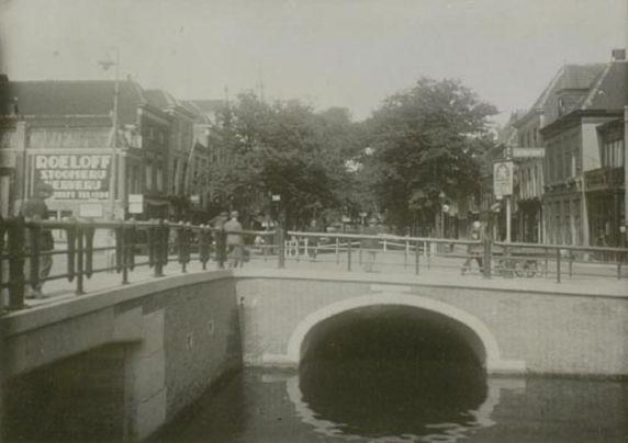 Binnenwatersloot Delft (jaartal: 1930 tot 1940) - Foto's SERC