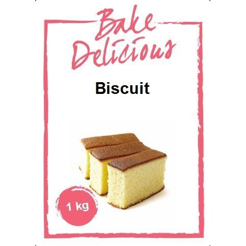 Bake Delicious Mix voor Biscuit