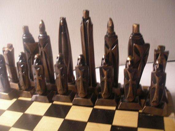 Contemporary Chess Set 1011 best scacchiere images on pinterest | chess sets, chess