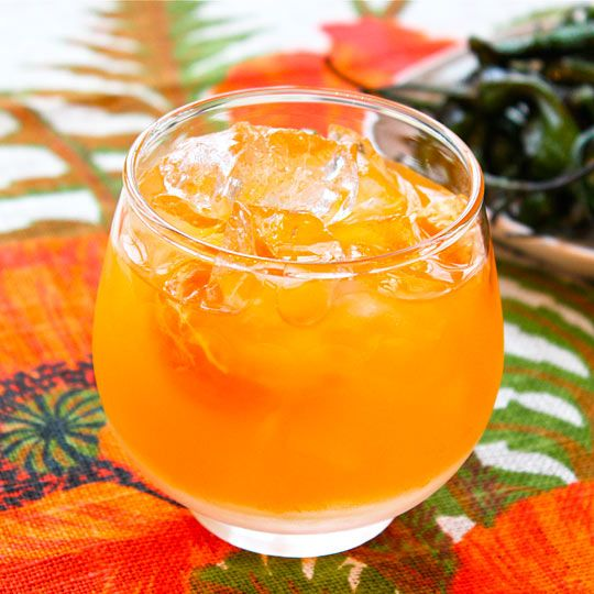 Clementine Cocktail by thekitchn #Cocktail #Clementine