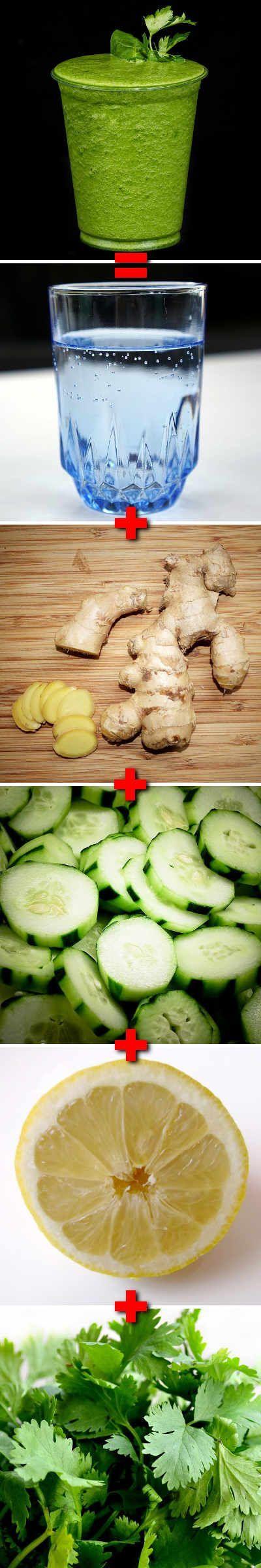 Toma esto antes de irte a la cama y elimina la grasa del estomago como l