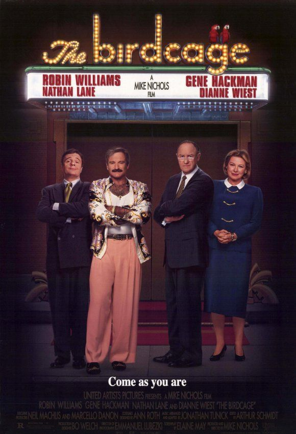 Love Nathan Lane - watched this lots of times - still giggling!