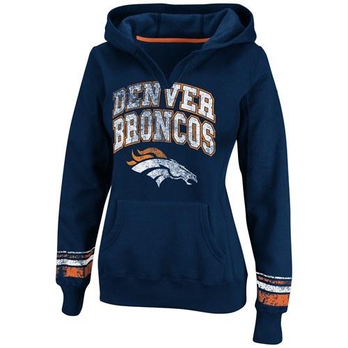 Bronco hoodies