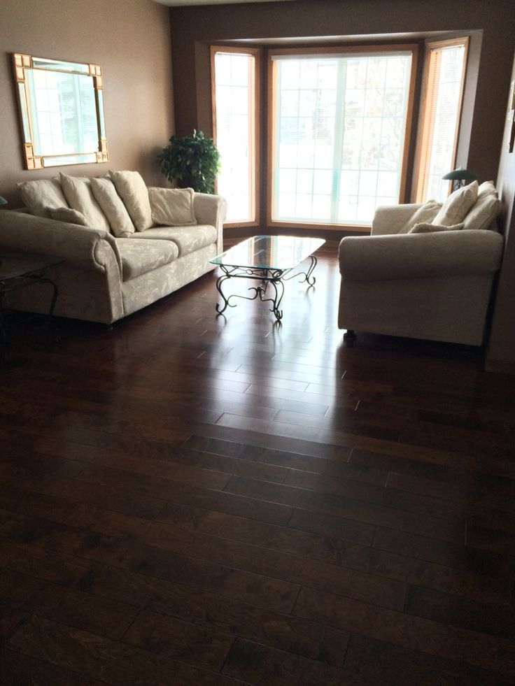 Lemon Vanilla Birch flooring