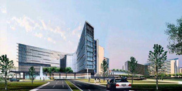 9 hastaneden oluşan sağlık kampusu için dev tesis