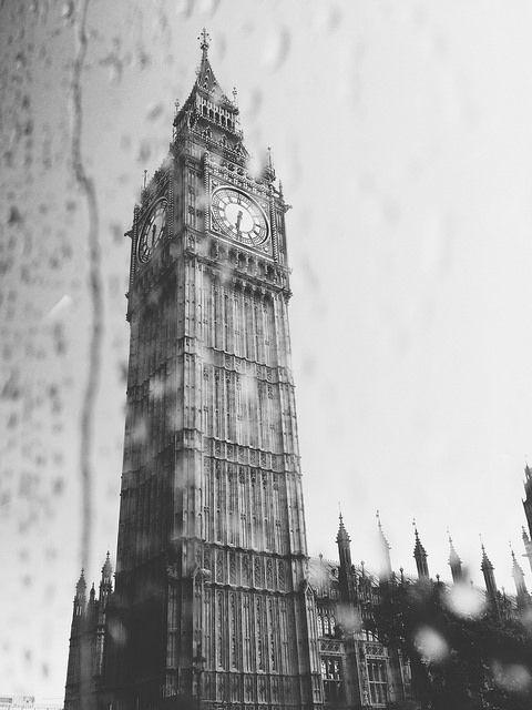 Big Ben | London | Summer 2014