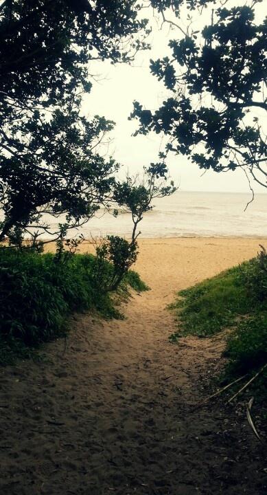Umtentweni Beach <3