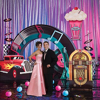 Deluxe Set The Stage Fifties Event Kit En 2019