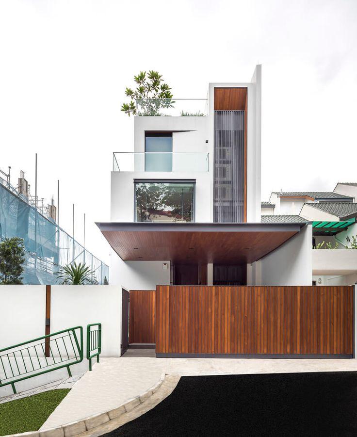 Toh Yi House by Ming Architects - Singapore
