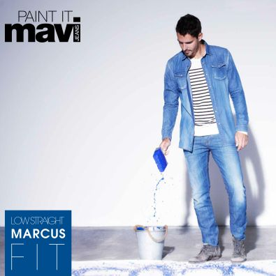 Whats your fit? #Mavi #advertising