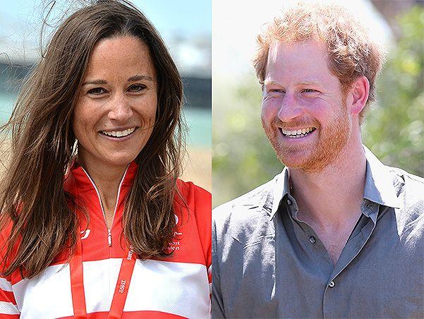 Британская Guardian высмеяла таблоиды за слух о романе Пиппы Миддлтон и принца Гарри