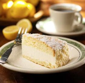What's Cookin, Chicago?: Lemon Cream Cake