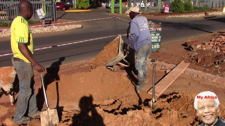 Funny. How To Move Building Sand In South Africa.