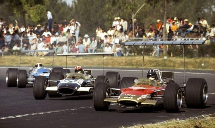 Mexican Grand Prix 1968