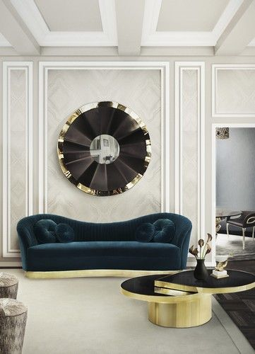 15 Glamourous Sofas for Living Room Decor Ideas