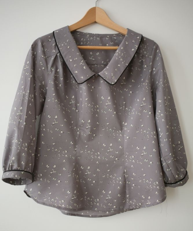 Airelle pattern by Deer and Doe