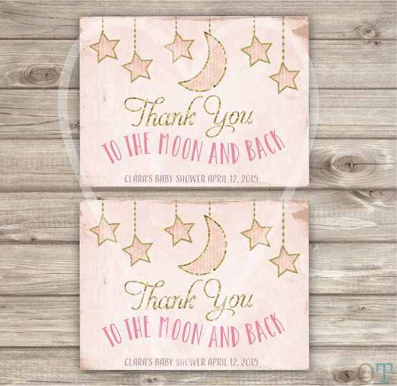 25+ best ideas about baby shower thank you on pinterest | baby, Baby shower invitations