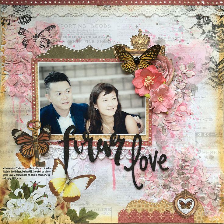 Forever Love - Scrapbook.com