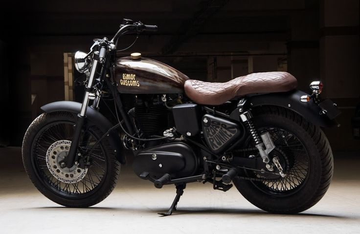 #RoyalEnfield #Bullet #RoadRunner by Eimor Customs