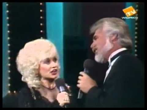I love this song! My first concert in Houston~Dolly Parton - Islands In The Stream (lyrics)