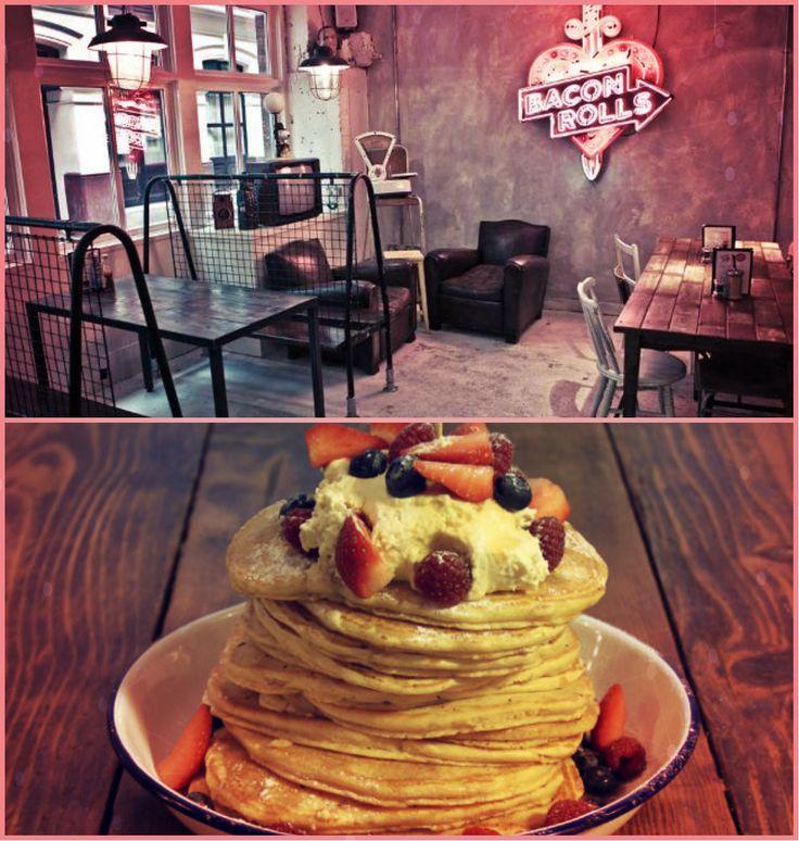 top 10 breakfast venues in London.