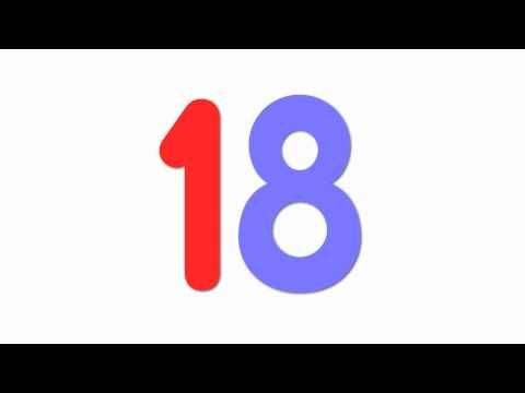 17 best images about Numbers 1-20 videos on Pinterest   Songs, The ...