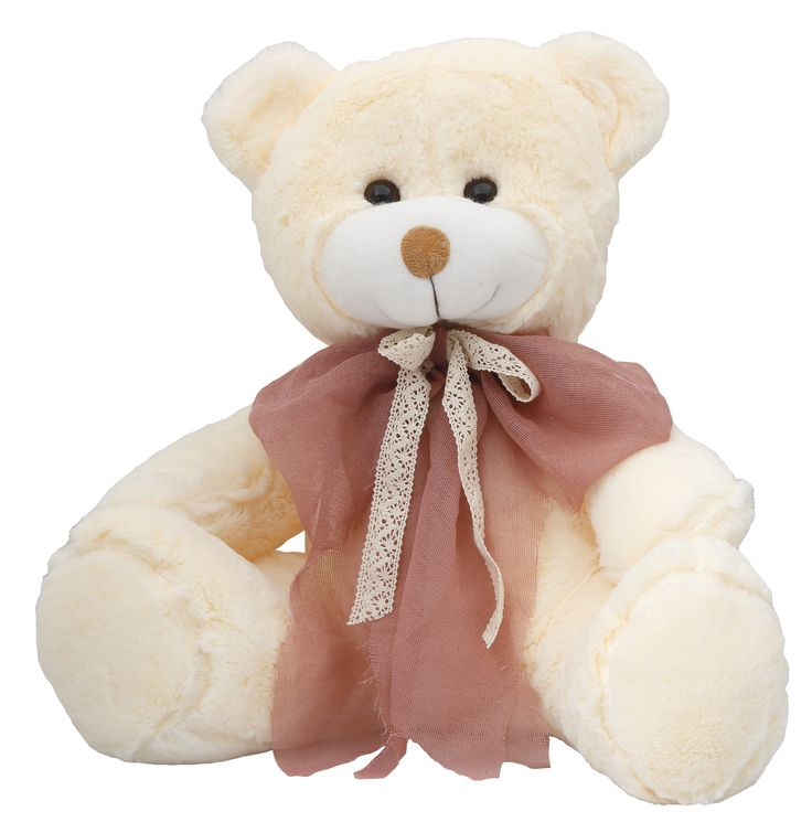 They'll go to bed early with this adorable Teddy Bear! #teddybear #teddy #classic #gift #baby #soft