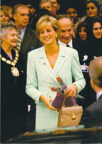 Diana, Princess of Wales. Never seen by the public. 2 by Pulseman, via Flickr