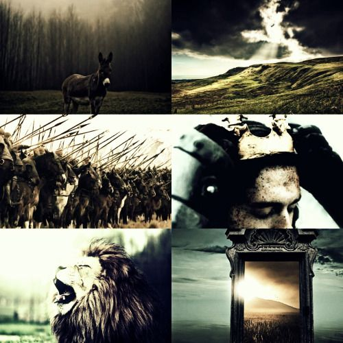 the chronicles of narnia [7/7]: the last battle